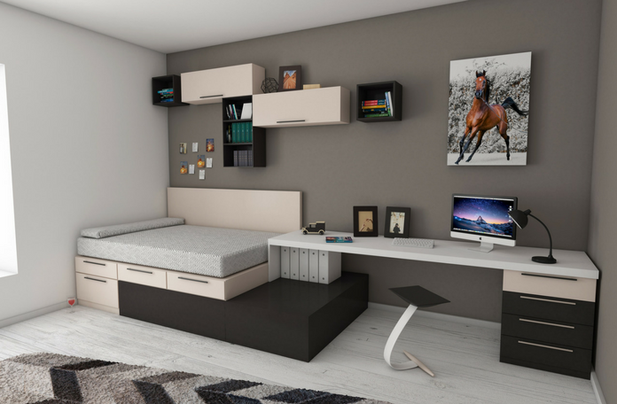 pok j dla dziecka w ma ym mieszkaniu jak go urz dzi. Black Bedroom Furniture Sets. Home Design Ideas