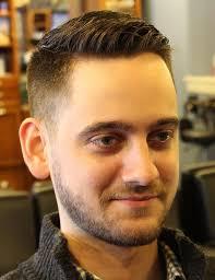 Bardzo krótkie fryzury męskie