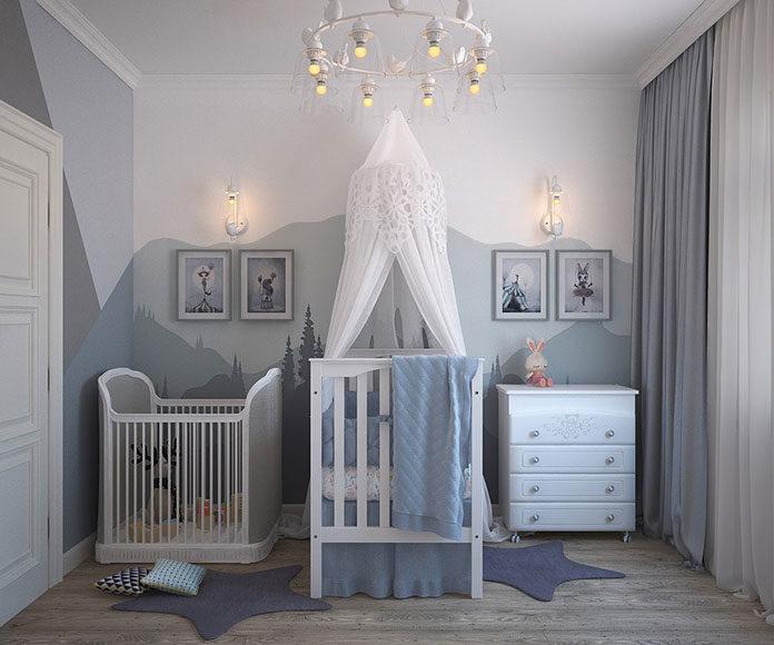 Meble dla dzieci – co powinno się znaleźć w pokoju maluszka?
